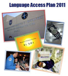 Language Acces Plan 2011 - Click to view PDF