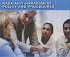 NASA's Anti-Harassment Policy and Procedures. Links to brochure