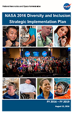 NASA Diversity and Inclusion cover - Click to download PDF
